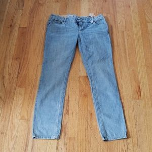 Mossimo supply co women's jeans skinny 11R ,New